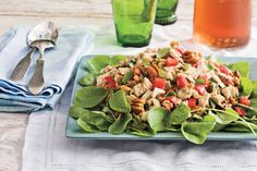 Fresh & Easy Chicken Salad Recipes