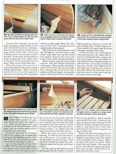Build Your Own 14 foot Cedar Strip Canoe - page 6 photo