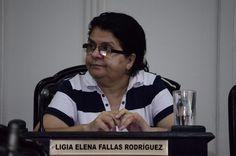 """Denuncian uso """"irregular"""" de despacho de diputada Ligia Fallas"""