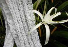 (4) Name: 'Crocheting : Plaited Scarf