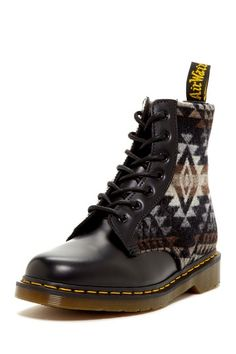 Dr. Martens Pendleton Boot. To say I need these would be the biggest understatement of the decade. I neeeeed these.