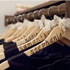Wedding braidsmaid ideas