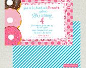 Etsy might be a good place for invitations