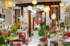 los ramos de novia e ideas de decoración con flores de Mar de flores: subasta holandesa
