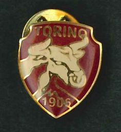 DISTINTIVO PINS BADGE TORINO 1906 CALCIO CLIP