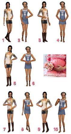 "Boutique ""Imaginary"": Stylish Mommy - posebox by Alice"