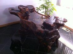Tree Root Tea Table 1b