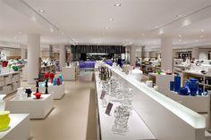 La Rinascente Design Supermarket.