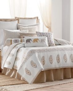 Enrich Your Bedroom One Stitch At A Time With Luxury Quilt Sets At Stein  Mart.
