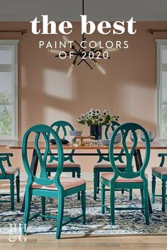 See which colors the experts say are going to welcome us into 2020—we'll keep a running tab of the colors of the year as they're announced. #coloroftheyear #colortrends #paintcolor #painttrendsfor2020 #dreamhome #bhg Decor, New Paint Colors, Interior, Home, Best Paint Colors, Diy Design, Bohemian Interior Design, Interior Design, House Exterior Color Schemes