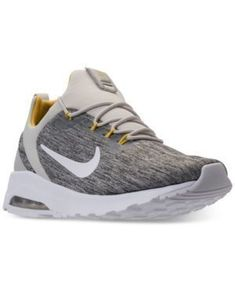 the best attitude 676af b450a Nike Women s Air Max Motion Racer Running Sneakers from Finish Line Shoes - Finish  Line Athletic Sneakers - Macy s