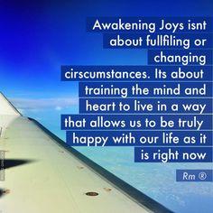 Awakening Joys