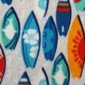 Anti-Pill Fleece Fabric 59\u0022-Cool Surfboards,