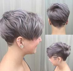 14.Hair Color Short Hair