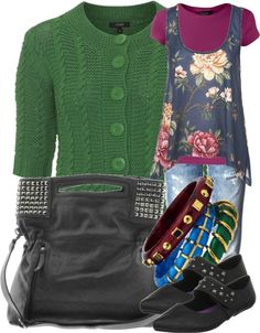 """""""More Cemetery Hopping"""" by verypoorfashionista ❤ liked on Polyvore"""