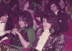 Lisa Coleman, Wendy Melvoin, and Bobby Z. at the Oscars? Or Grammy's... or AMA's?....