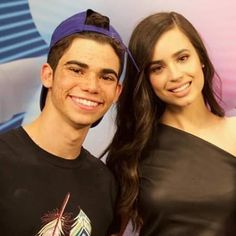 Disney Channel Descendants, Disney Channel Stars, Disney Stars, Descendants Cast, Sofia Carson, Cameron Boyce, Raini Rodriguez, Garrett Clayton, Laura Marano