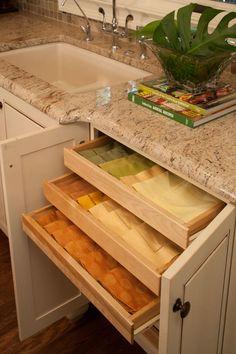 revashelf 3tier plastic dshape cabinet lazy susan products pinterest shelves