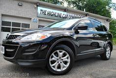 2011 Mazda CX-9 AWD Touring AWD 4dr Touring Brilliant Black STOCK#: 4564 #usedcarsforsale #ctcars #carsofinstagram #sellcar #jdm #jdmnation