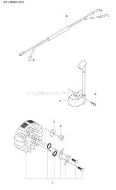 18 best chain saw repair images on pinterest chainsaw parts rh pinterest com