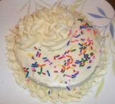 Low Carb Swiss Buttercream - Delicious!
