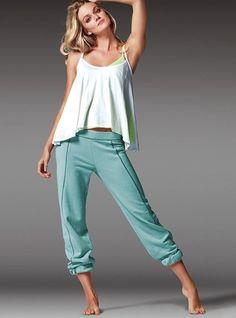 VS Fleece Pants - looks so comfy!!!!