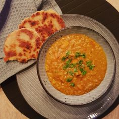 Indian daal with sweet potatos