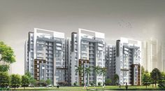 Lotus Boulevard Noida, being India's largest green residential estate nestled amidst 40 acres in Noida sector, 100. This mega township heralds an era of new world luxurious combined with suburban living. The green features and benefits of this residential estate make it highly in demand.