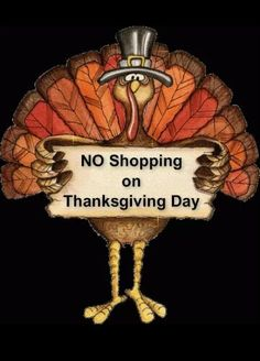 Our store employees need a few days off to be with their families, and Thanksgiving should be one of them. Lets start a trend to stop shopping on Thanksgiving, to encourage their employers to close. SHARE IF YOU AGREE. Thanksgiving Prayer, Thanksgiving Greetings, Vintage Thanksgiving, Thanksgiving Crafts, Thanksgiving Decorations, Thanksgiving Outfit, Fall Decorations, Family Holiday, Holiday Fun