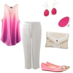 I love this! It's the perfect outfit for a summer evening! Angelamyers.graceadele.us