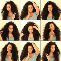 Malaysian Remy Curly Full Lace Wig 24-28 inches!! | goddessbeautywigs