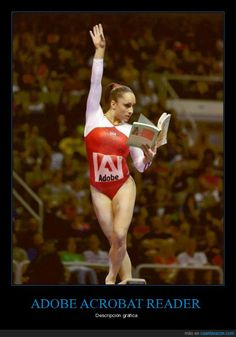 Adobe Acrobat Reader I Funny memes for graphic and web designers - 24 Funny Pranks, Funny Jokes, Funniest Memes, Hilarious, Best Funny Pictures, Funny Photos, Funny Images, Phelps Face, Uber Humor