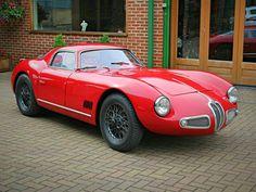 Cette unique coupé sport à moteur Alfa Romeo a été construit en 1968 par Autotecnica del Lario de Lecco. Développé en grande partie le long des lignes…
