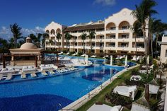 something lovely blog : honeymoon in Cancun at Excellence Resort Riviera Cancun