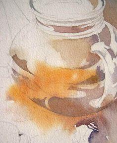 静物画の描き方1(序盤) : 福井良佑の水彩画 Watercolor Terrace Watercolour Tutorials, Watercolor Techniques, Art Techniques, Kids Watercolor, Watercolor Drawing, Painting Still Life, Art Drawings Sketches Simple, Ink Art, Painting Inspiration