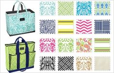 Spring Summer 2017 Patterns Of Scout Totes And Accessories Bags Cool
