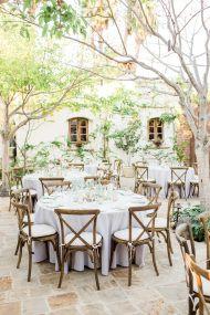 Rustic, Romantic Wedding at The Villa San Juan Capistrano - Style Me Pretty