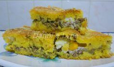 Danni e Lype: Bolo Salgado de Cenoura com Carne Moída