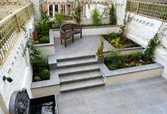 Kensington Basement Garden