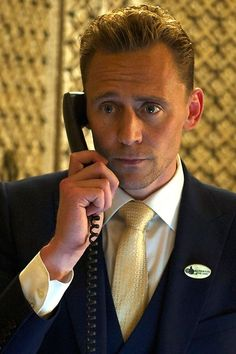 Tom Hiddleston - The Night Manager Thomas William Hiddleston, Tom Hiddleston Loki, Night Manager, Good News, Hugh Laurie, New Set, Gorgeous Men, Real Life, Hot Guys