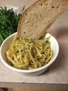 [Homemade] Pasta aglio e olio http://ift.tt/2nFZ70H