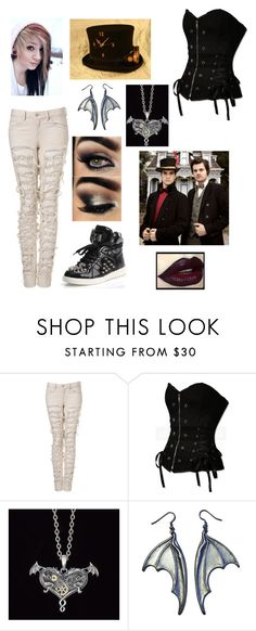 """""""The Ballad of Mona Lisa"""" by mybloodyvalentine13 ❤ liked on Polyvore"""