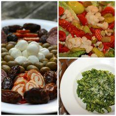 Italian Cuisine-Mediterranean Diet/ simplelivingeating.com