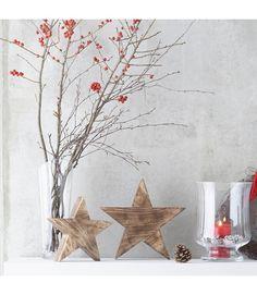 Stern aus Mangoholz #handmade #leonardoglasliebe
