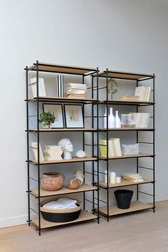 Solferino bookshelf - coedition - do shop shelving systems, open shelving, storage Furniture Ads, Steel Furniture, French Furniture, Barbie Furniture, Furniture Design, Furniture Removal, Furniture Movers, Furniture Companies, Furniture Stores