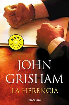 Anibal libros para todos: La herencia -- John Grisham John Grisham, 1 John, Reading, Books, Barcelona, Products, Vestidos, New Books, Books To Read