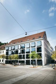 "boldempire: ""Karmeliterhof / LOVE architecture and urbanism """