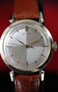 1953 Hamilton Rodney Vintage Men's Watch from vintagewatches on Ruby Lane
