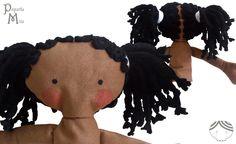 pequeña Mita: Pelo / Hair