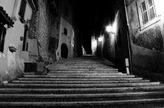 Scalinata infinita.... Palestrina